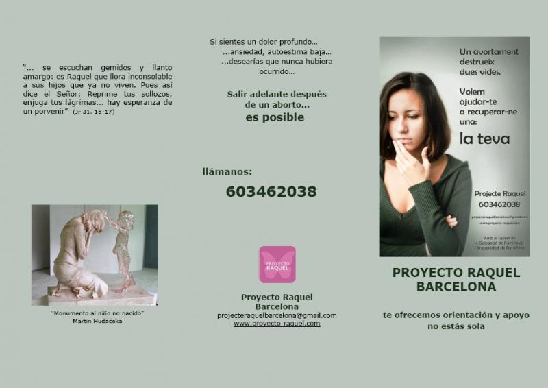 Proyecto Raquel en Barcelona